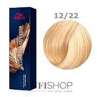 Краска для волос Wella Koleston Perfect № 12/22 (интенсивный матовый) - spesial blonde