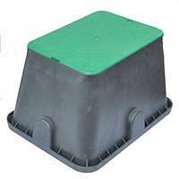Система полива.Клапанный бокс 465x325 мм,(Standart)