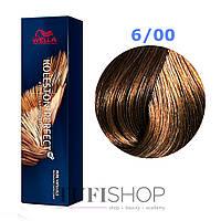Краска для волос Wella Koleston Perfect № 6/00 (натуральный темный блонд) - pure naturals