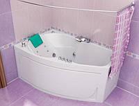 """Карниз на ванну Тритон модель """"Кайли"""" из нержавеющей стали"""