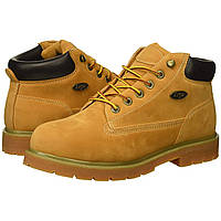 Ботинки Lugz Drifter Mid Steel Toe Golden Wheat/Bark/Gum - Оригинал, фото 1