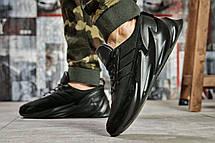 Кроссовки мужские 15581, Adidas Sharks, черные, < 43 44 > р. 43-27,7см., фото 2