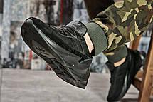Кроссовки мужские 15581, Adidas Sharks, черные, < 43 44 > р. 43-27,7см., фото 3