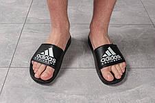 Шлепанцы мужские 16292, Adidas Equipment, черные, [ 42 43 ] р. 42-26,9см. 44, фото 2