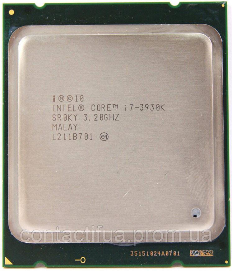 Intel Core i7-3930K 6x3,2GHz s.LGA2011 Sandy Bridge-E