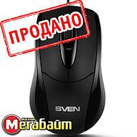 Мышь Sven RX-110 черная USB