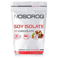 Соевый протеин Nosorog Soy Isolate Protein шоколад, 1 кг
