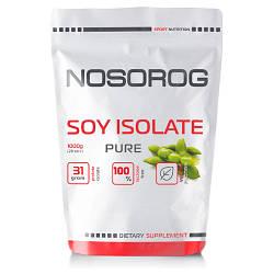 Соєвий ізолят Nosorig Soy Protein Isolate натуральний, 1 кг