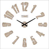 Настенные часы 3d  Декор Карпаты (3dc-1c)