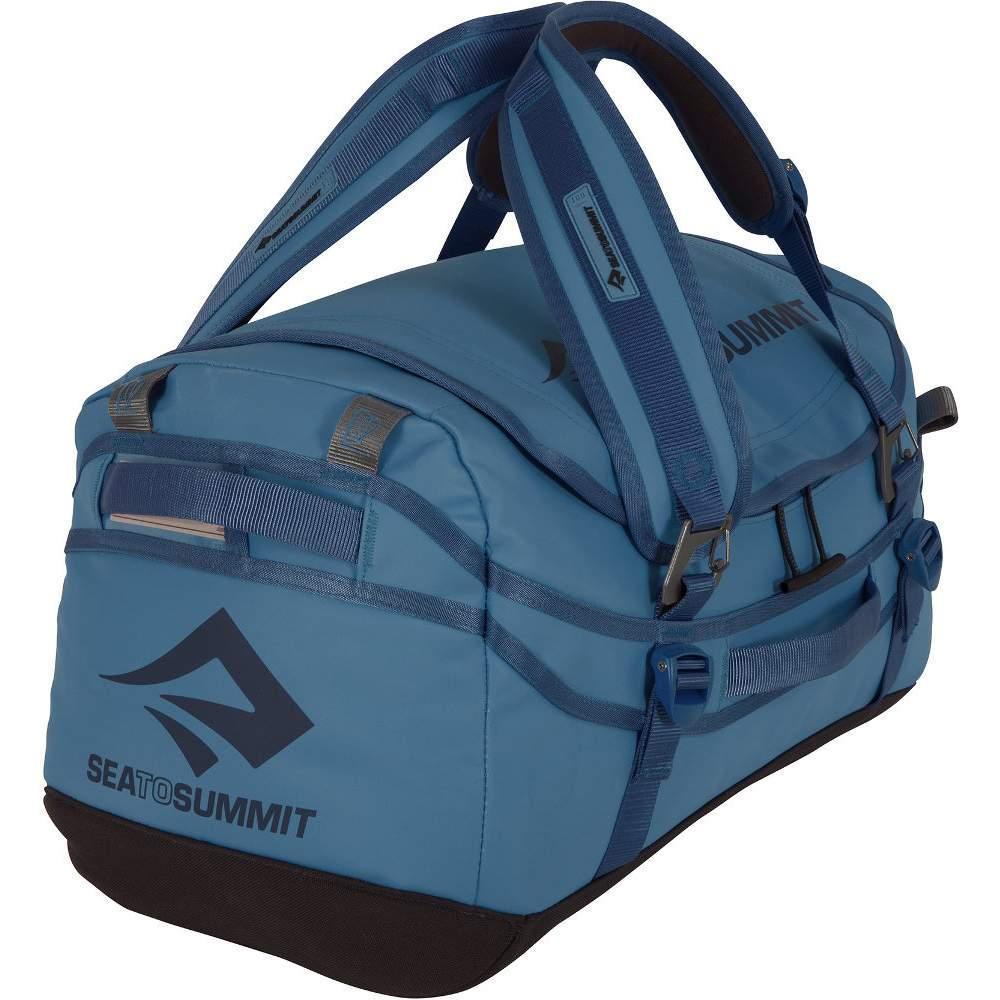 Сумка дорожня Sea To Summit Duffle 90 Dark Blue SKL35-254054
