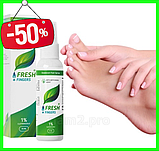 Fresh Fingers - Спрей-дезодорант для ног (Фреш Фингерс), фото 3