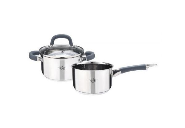 Набор посуды из нержавеющей стали KRAUFF Winzig 3 предмета (26-286-005)