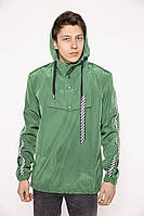 Ветровка мужская 119R045(743) цвет Зеленый