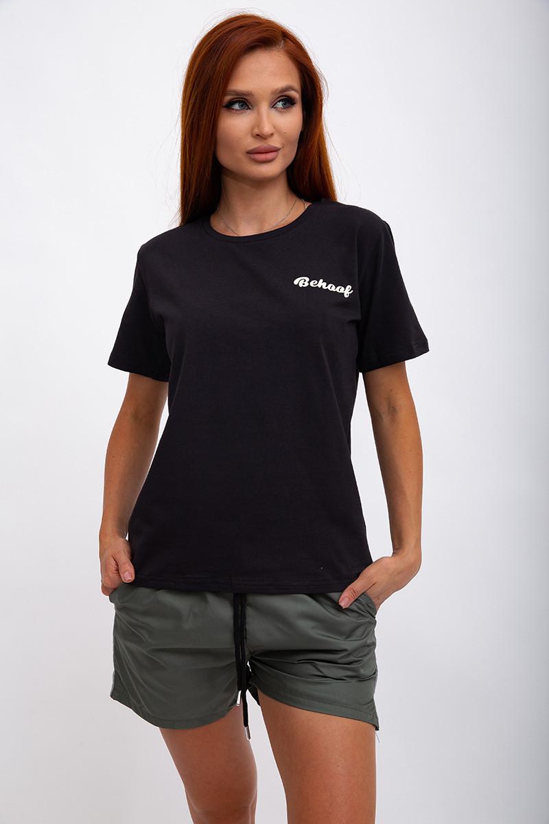 Костюм женский 103R2008 цвет Черно-зеленый