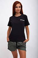 Костюм женский 103R2008 цвет Черно-зеленый, фото 1