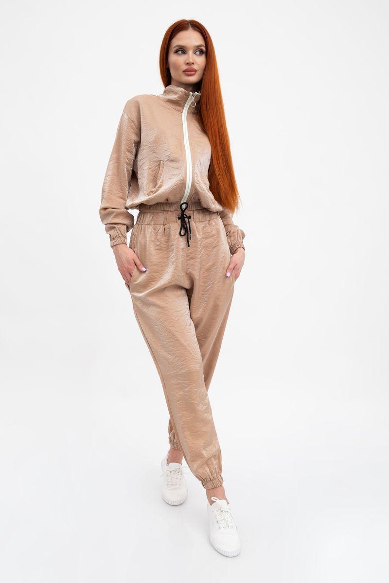 Спорт костюм женский 103R2004 цвет Бежевый