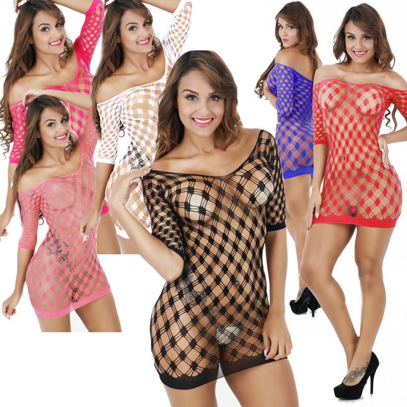 Супер платье сеточкой