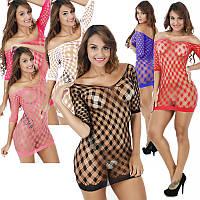 Супер платье сеточкой, фото 1