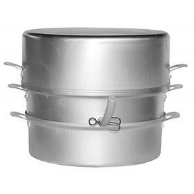 Соковарка алюминиевая Калитва 8 литров