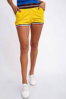 Шорты женские 117R2868 цвет Желтый, фото 1