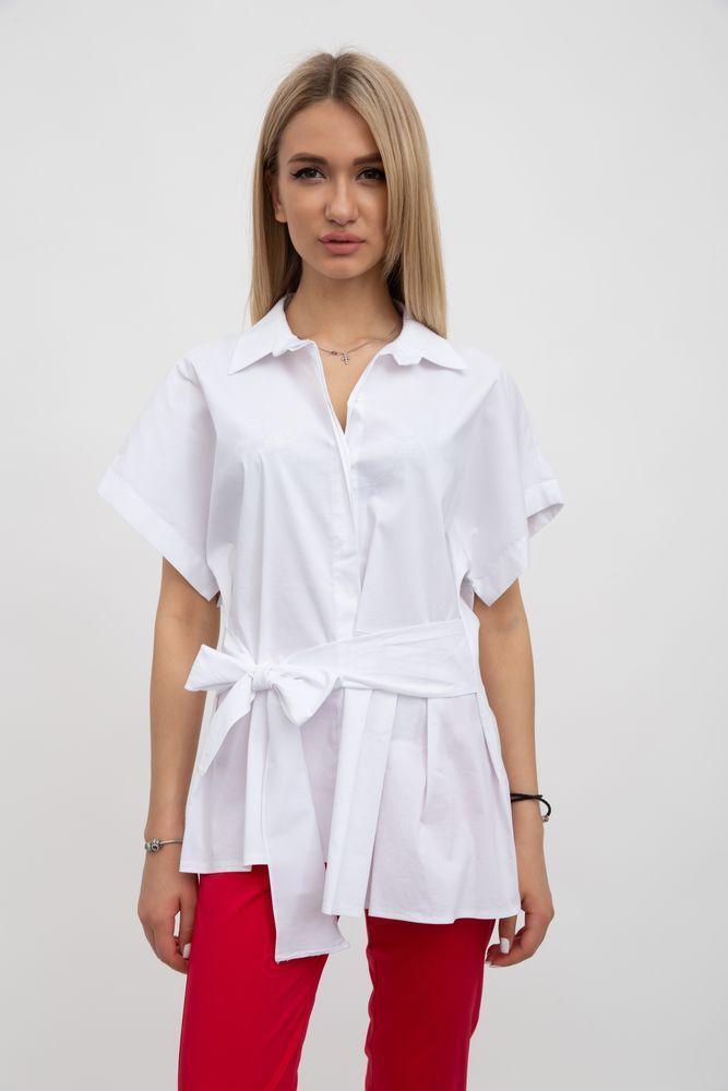 Блуза 117R212004 цвет Белый