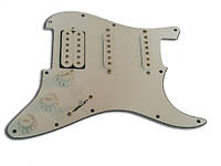 Звукосниматель PAXPHIL  #9622 PICKGUARD PANEL H-S-S