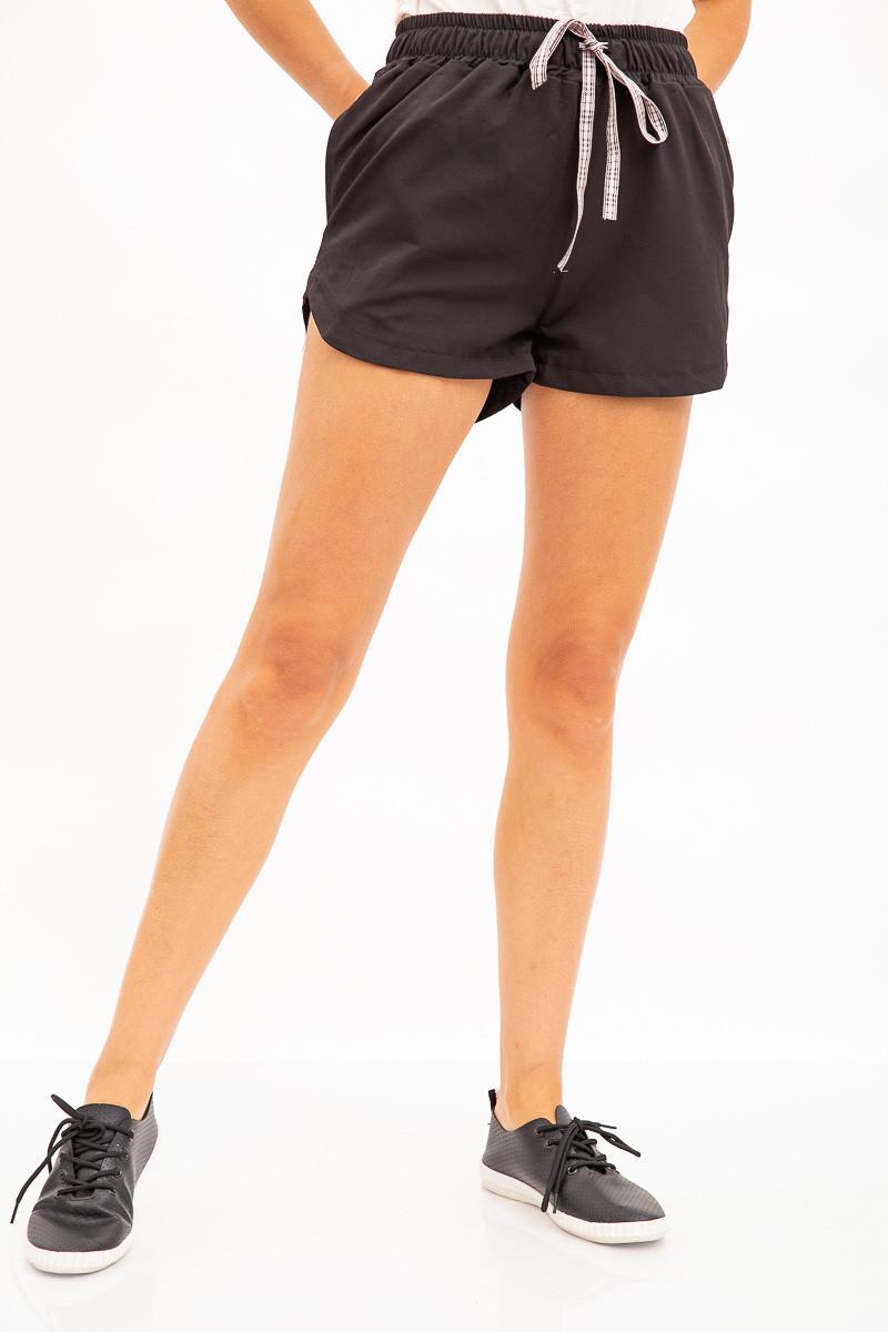 Шорты женские 102R062-1 цвет Черный