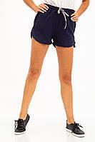 Шорты женские 102R062-1 цвет Темно-синий, фото 1