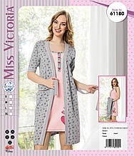 Комплект жіночий Miss Victoria 6124