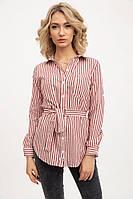 Рубашка женская 115R341R цвет Серо-красный, фото 1