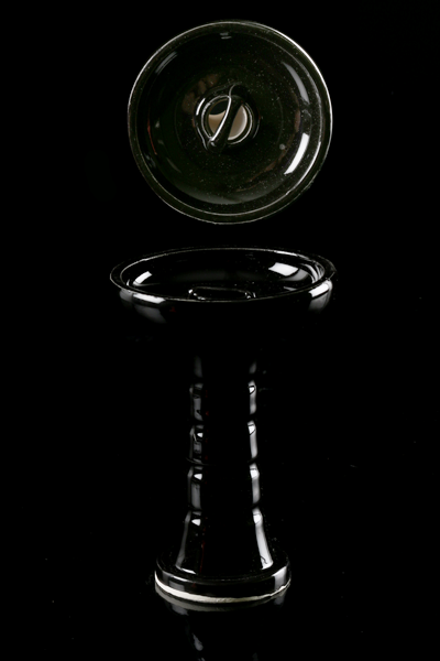 Чаша Kaya Cascade Black, черная