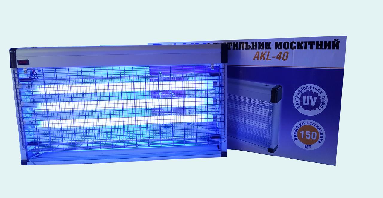 Москітний світильник Delux AKL-40 3х20 Вт