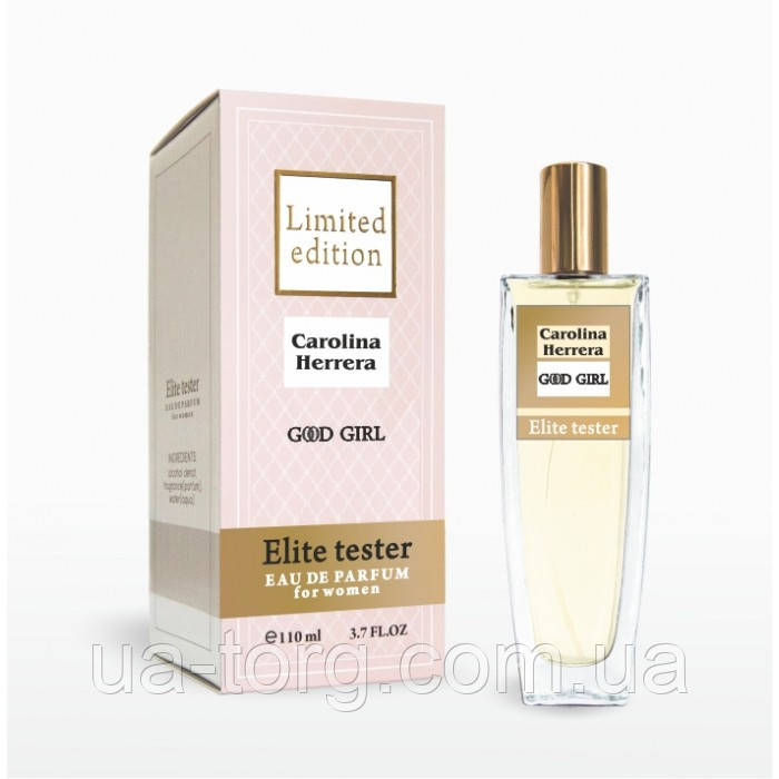 Elite tester Carolina Herrera Good Girl 110 ml