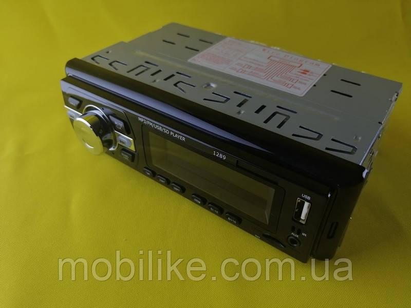 Автомобільна магнітола Sony 1289 MP3 FM USB