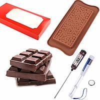 Набор инструментов для работы с шоколадом
