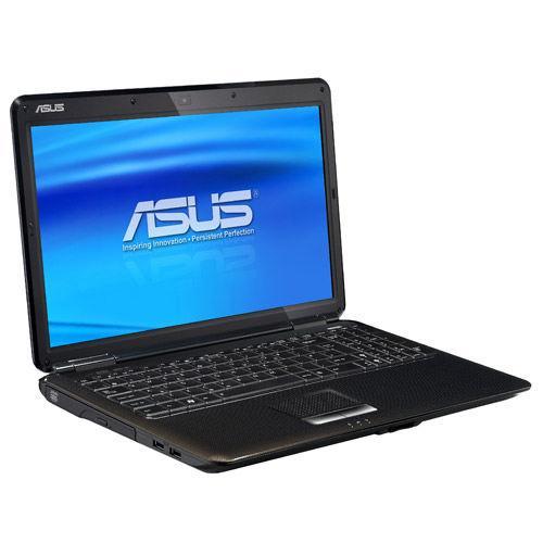 Ноутбук ASUS K55V-Intel Core i5-3210M-2.5GHz-4Gb-DDR3-320Gb-HDD-W15.6-Web-DVD-RW-NVIDIA GeForce GT610M(2Gb)- Б/У