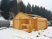 Проект дома S=28 м²