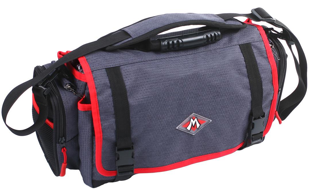 Сумка Mikado M-Bag для рыбалки универсальная UWI-M002 (34.5 см x 21.5 см x 15 см)