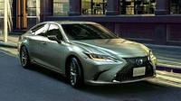 Новый Lexus ES получил ряд обновлений
