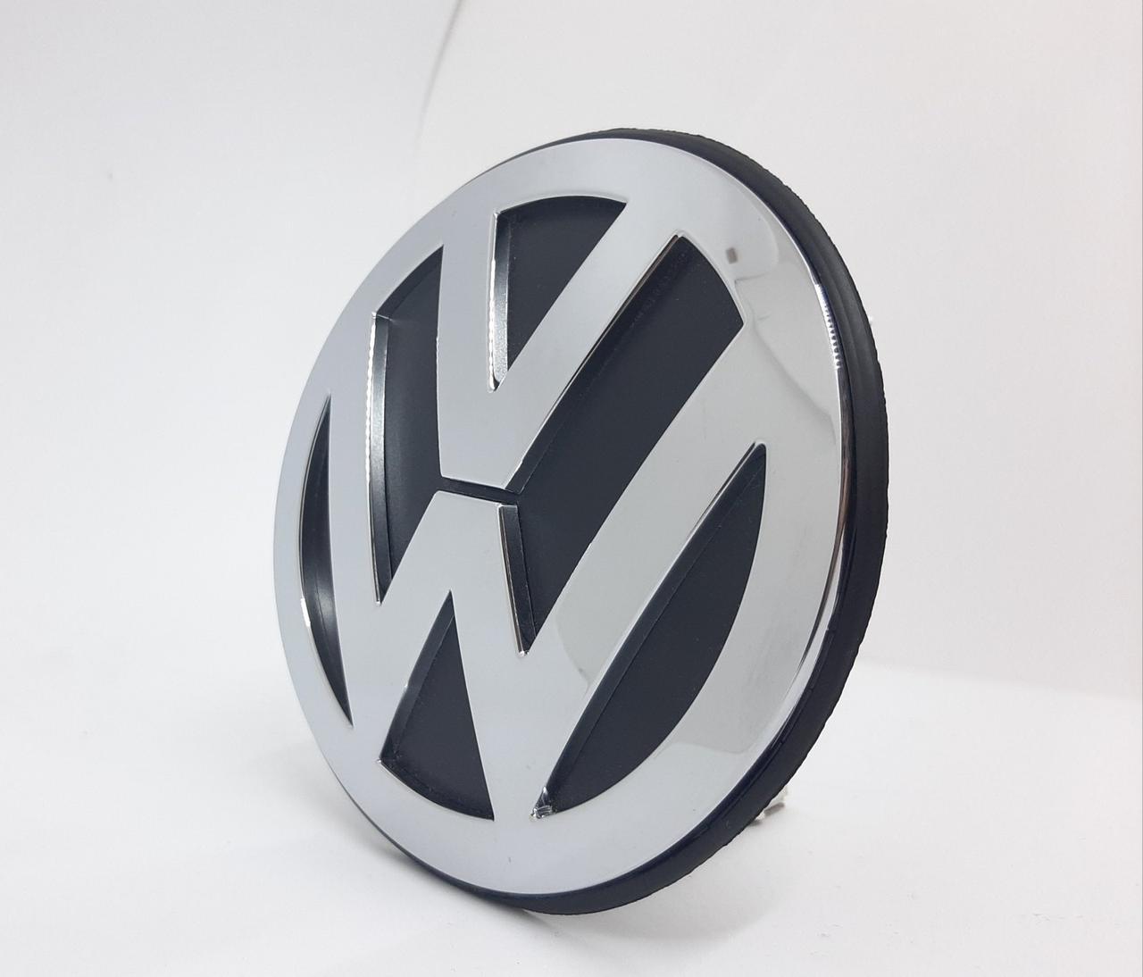Емблема VW на капот VW Beatle 120мм ОРИГІНАЛ (новий)