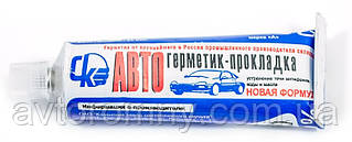 Герметик прокладка белый Казань 60 гр GRK-60-W 00993