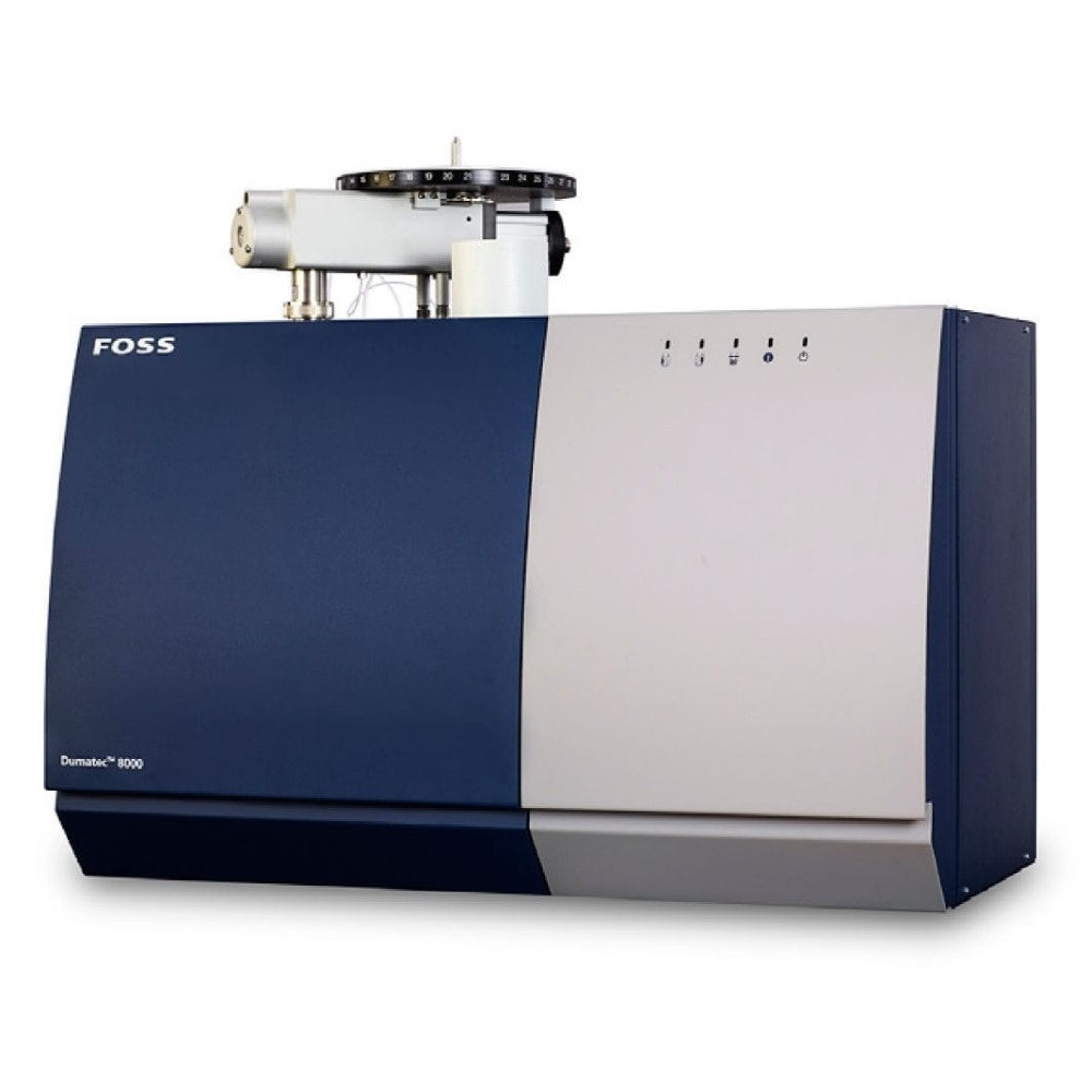 Апарат Dumatec™ 8000, FOSS Dumatec™ 8000