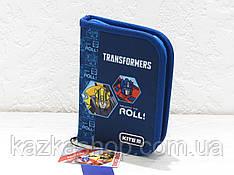 Пенал без наполнения Kite Education Transformers TF20-621