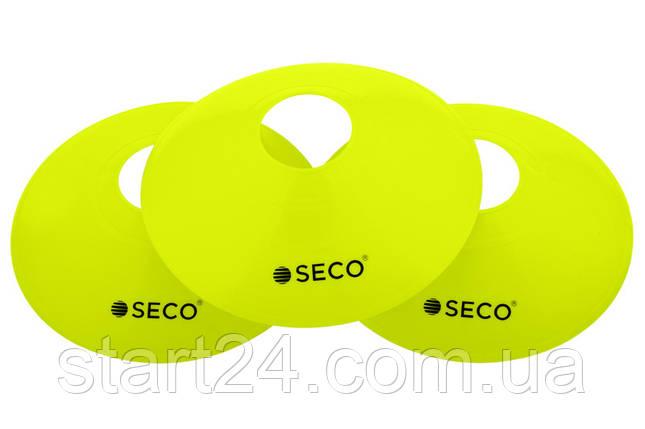 Разметочная фишка SECO цвет: салатовый неон, фото 2