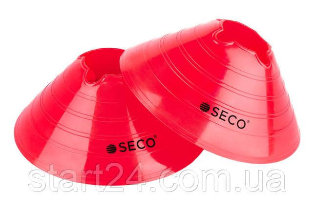 Разметочная фишка SECO цвет: красный, фото 2