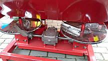 Разбрасыватель удобрений  1т Jar Met (Польша), фото 3