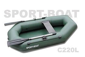 "Надувная гребная лодка ""Sport-Boat"" Cayman C220L (021-0009)"