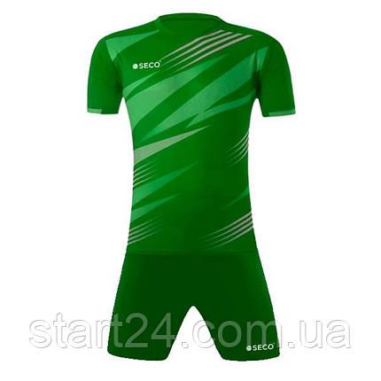 Форма футбольная SECO Galaxy Set цвет: зеленый, фото 2
