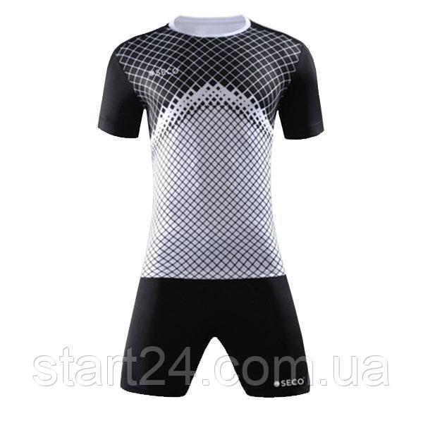 Форма футбольная SECO Geometry Set цвет: черный, белый