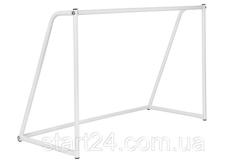 Ворота футбольные с сеткой SECO 120х80х55 см